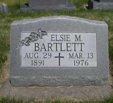 BARTLETT, ELSIE M. - Dawes County, Nebraska   ELSIE M. BARTLETT - Nebraska Gravestone Photos