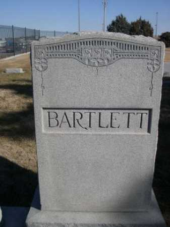 BARTLETT, FAMILY - Dawes County, Nebraska | FAMILY BARTLETT - Nebraska Gravestone Photos