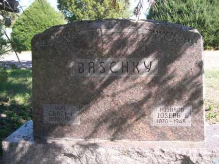 BASCHKY, JOSEPH J. - Dawes County, Nebraska | JOSEPH J. BASCHKY - Nebraska Gravestone Photos