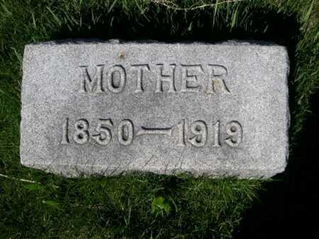 BAUM, MOTHER - Dawes County, Nebraska | MOTHER BAUM - Nebraska Gravestone Photos