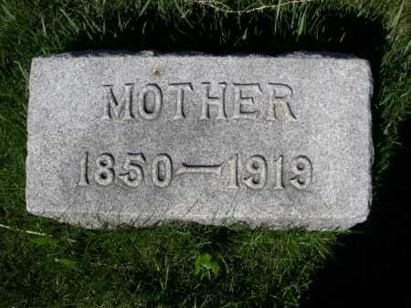 BAUM, MOTHER - Dawes County, Nebraska | MOTHER BAUM - Nebraska Gravestone Photos