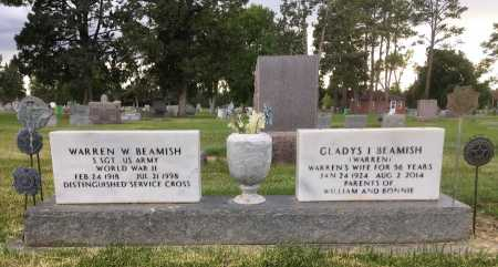BEAMISH, GLADYS I. - Dawes County, Nebraska | GLADYS I. BEAMISH - Nebraska Gravestone Photos