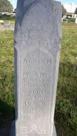 BELANGER, AGNES M. - Dawes County, Nebraska   AGNES M. BELANGER - Nebraska Gravestone Photos