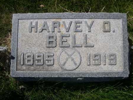 BELL, HARVEY O. - Dawes County, Nebraska | HARVEY O. BELL - Nebraska Gravestone Photos