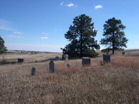 *BELMONT CEMETERY, A VIEW OF - Dawes County, Nebraska | A VIEW OF *BELMONT CEMETERY - Nebraska Gravestone Photos
