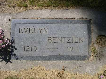 BENTZIEN, EVELYN - Dawes County, Nebraska | EVELYN BENTZIEN - Nebraska Gravestone Photos