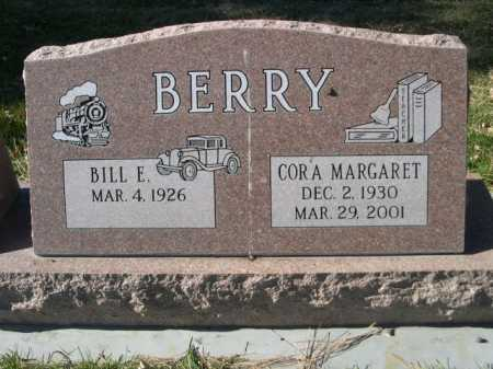 BERRY, CORA MARGARET - Dawes County, Nebraska | CORA MARGARET BERRY - Nebraska Gravestone Photos