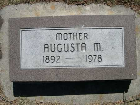 BETSON, AUGUSTA M. - Dawes County, Nebraska | AUGUSTA M. BETSON - Nebraska Gravestone Photos