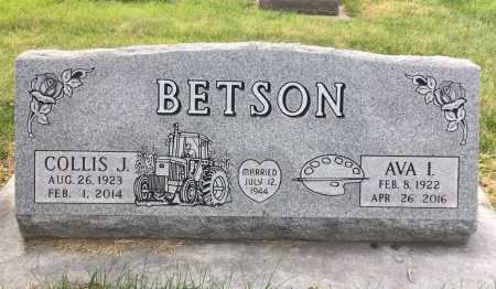 BETSON, AVA I. - Dawes County, Nebraska | AVA I. BETSON - Nebraska Gravestone Photos