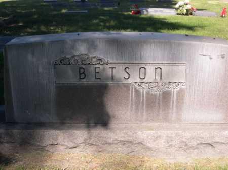 BETSON, FAMILY - Dawes County, Nebraska   FAMILY BETSON - Nebraska Gravestone Photos