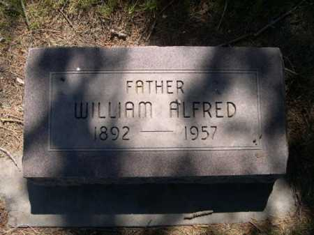 BETSON, WILLIAM ALFRED - Dawes County, Nebraska | WILLIAM ALFRED BETSON - Nebraska Gravestone Photos