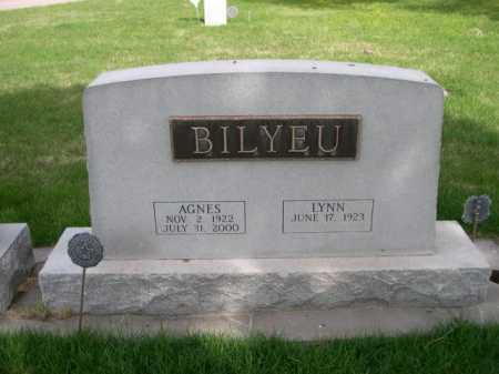 BILYEU, LYNN - Dawes County, Nebraska | LYNN BILYEU - Nebraska Gravestone Photos