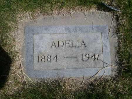 BISPING, ADELIA - Dawes County, Nebraska | ADELIA BISPING - Nebraska Gravestone Photos