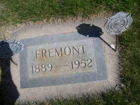 BISPING, FREMONT - Dawes County, Nebraska | FREMONT BISPING - Nebraska Gravestone Photos
