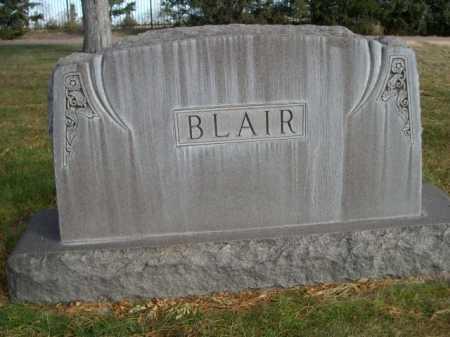 BLAIR, FAMILY - Dawes County, Nebraska | FAMILY BLAIR - Nebraska Gravestone Photos