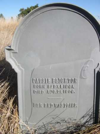 BLIGHTON, CASSIE - Dawes County, Nebraska   CASSIE BLIGHTON - Nebraska Gravestone Photos