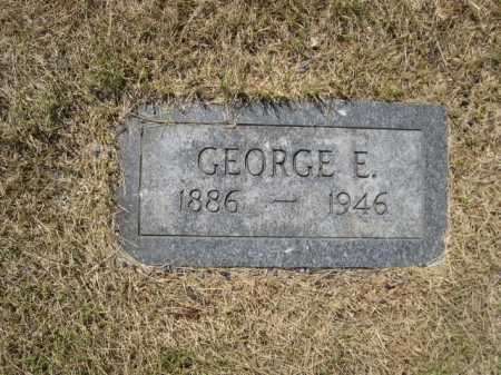 BLUNDELL, GEORGE E. - Dawes County, Nebraska   GEORGE E. BLUNDELL - Nebraska Gravestone Photos