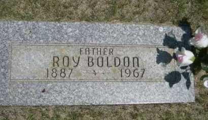 BOLDON, ROY - Dawes County, Nebraska | ROY BOLDON - Nebraska Gravestone Photos