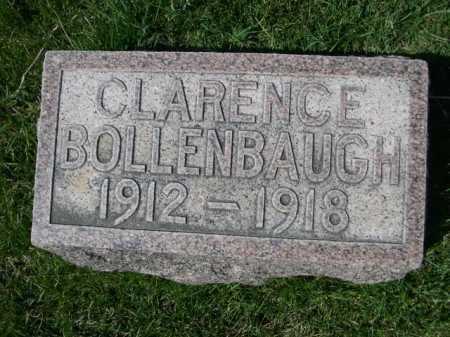 BOLLENBAUGH, CLARENCE - Dawes County, Nebraska | CLARENCE BOLLENBAUGH - Nebraska Gravestone Photos