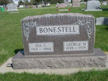 BONESTELL, GEORGE N. - Dawes County, Nebraska | GEORGE N. BONESTELL - Nebraska Gravestone Photos