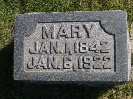 BOURRET, MARY - Dawes County, Nebraska | MARY BOURRET - Nebraska Gravestone Photos