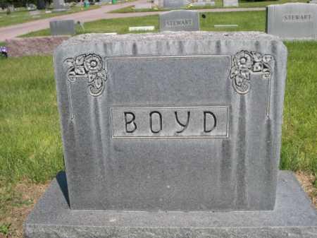 BOYD, FAMILY - Dawes County, Nebraska | FAMILY BOYD - Nebraska Gravestone Photos