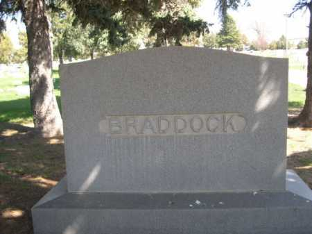 BRADDOCK, FAMILY - Dawes County, Nebraska | FAMILY BRADDOCK - Nebraska Gravestone Photos