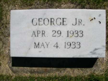BRADDOCK, GEORGE JR. - Dawes County, Nebraska | GEORGE JR. BRADDOCK - Nebraska Gravestone Photos