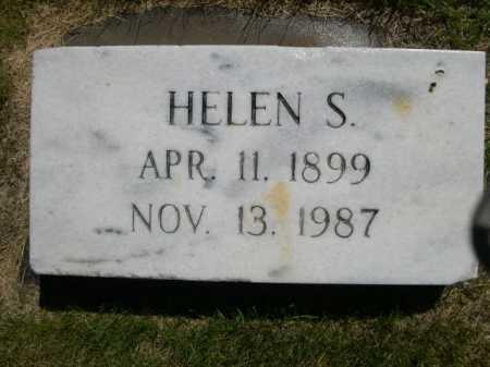 BRADDOCK, HELEN S. - Dawes County, Nebraska | HELEN S. BRADDOCK - Nebraska Gravestone Photos