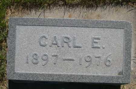 BRANDENBURG, CARL E. - Dawes County, Nebraska | CARL E. BRANDENBURG - Nebraska Gravestone Photos