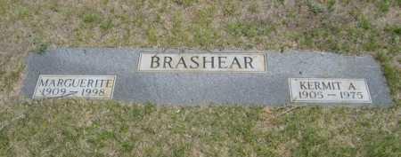 BRASHEAR, KERMIT A. - Dawes County, Nebraska | KERMIT A. BRASHEAR - Nebraska Gravestone Photos