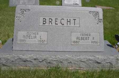 BRECHT, ALBERT F. - Dawes County, Nebraska   ALBERT F. BRECHT - Nebraska Gravestone Photos