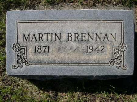 BRENNAN, MARTIN - Dawes County, Nebraska   MARTIN BRENNAN - Nebraska Gravestone Photos