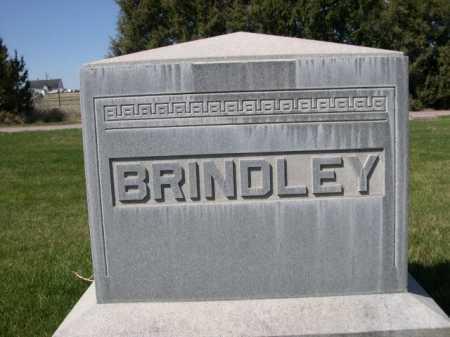 BRINDLEY, FAMILY - Dawes County, Nebraska | FAMILY BRINDLEY - Nebraska Gravestone Photos
