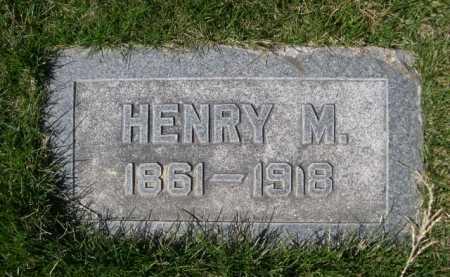 BRINDLEY, HENRY M. - Dawes County, Nebraska   HENRY M. BRINDLEY - Nebraska Gravestone Photos