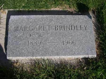 BRINDLEY, MARGARET - Dawes County, Nebraska | MARGARET BRINDLEY - Nebraska Gravestone Photos