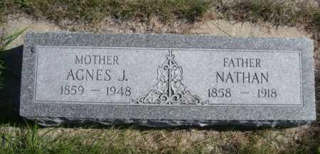BROADHURST, AGNES J. - Dawes County, Nebraska | AGNES J. BROADHURST - Nebraska Gravestone Photos