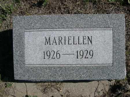 BROADHURST, MARIELLEN - Dawes County, Nebraska   MARIELLEN BROADHURST - Nebraska Gravestone Photos