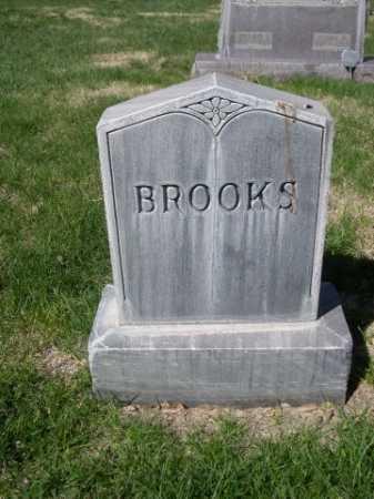 BROOKS, FAMILY - Dawes County, Nebraska | FAMILY BROOKS - Nebraska Gravestone Photos