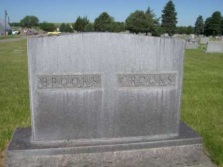 BROOKS, FAMILY - Dawes County, Nebraska | FAMILY BROOKS - Nebraska Gravestone Photos