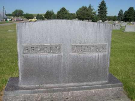 CROOKS, FAMILY - Dawes County, Nebraska | FAMILY CROOKS - Nebraska Gravestone Photos