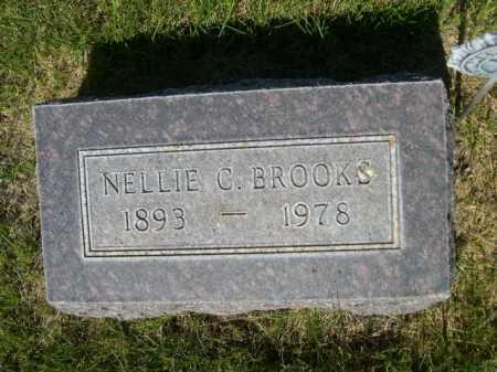 BROOKS, NELLIE C. - Dawes County, Nebraska   NELLIE C. BROOKS - Nebraska Gravestone Photos