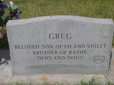 BRUECKNER, GREGOR ALLEN - Dawes County, Nebraska   GREGOR ALLEN BRUECKNER - Nebraska Gravestone Photos