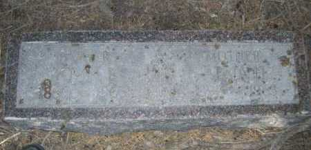 BRUNS, JOHN F. - Dawes County, Nebraska | JOHN F. BRUNS - Nebraska Gravestone Photos