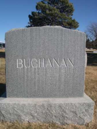 BUCHANAN, FAMILY - Dawes County, Nebraska | FAMILY BUCHANAN - Nebraska Gravestone Photos