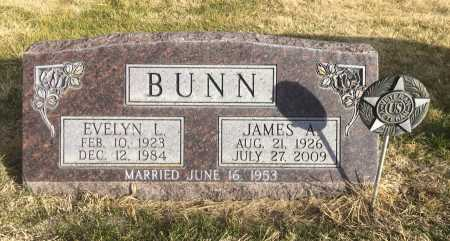BUNN, EVELYN L. - Dawes County, Nebraska | EVELYN L. BUNN - Nebraska Gravestone Photos