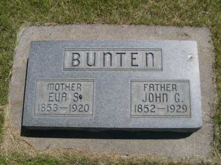 BUNTEN, JOHN G. - Dawes County, Nebraska | JOHN G. BUNTEN - Nebraska Gravestone Photos