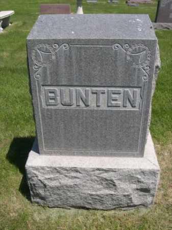 BUNTEN, FAMILY - Dawes County, Nebraska | FAMILY BUNTEN - Nebraska Gravestone Photos