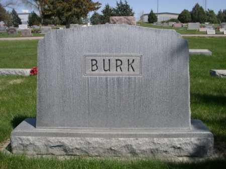 BURK, FAMILY - Dawes County, Nebraska | FAMILY BURK - Nebraska Gravestone Photos