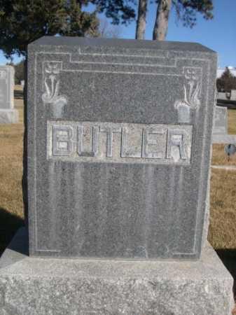 BUTLER, FAMILY - Dawes County, Nebraska | FAMILY BUTLER - Nebraska Gravestone Photos